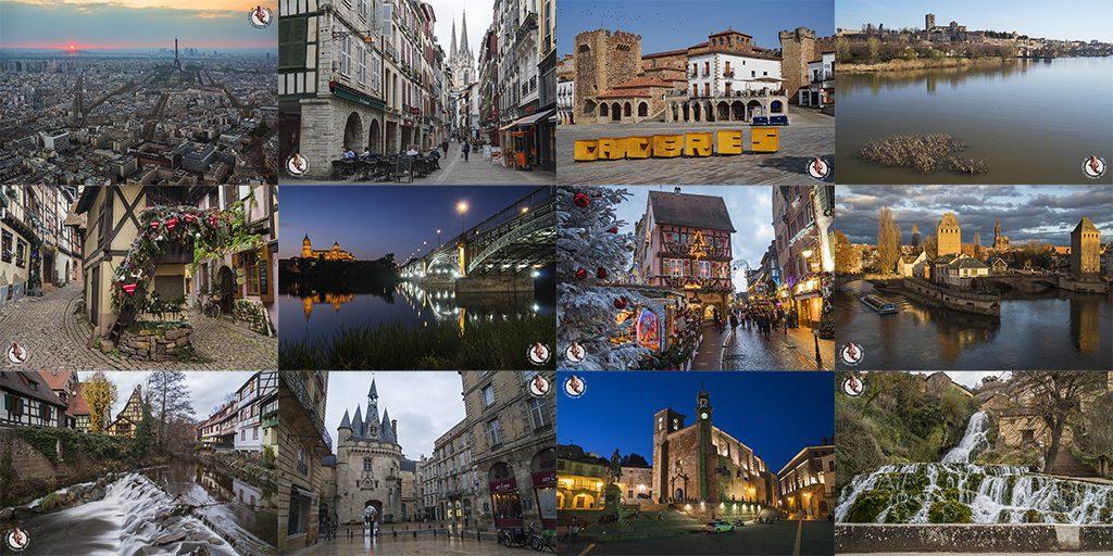 18 lugares que he visitado 2018