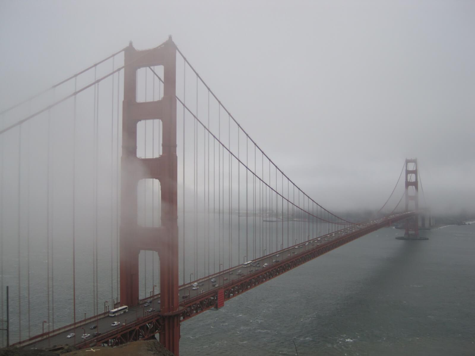 Al este por el oeste San Francisco