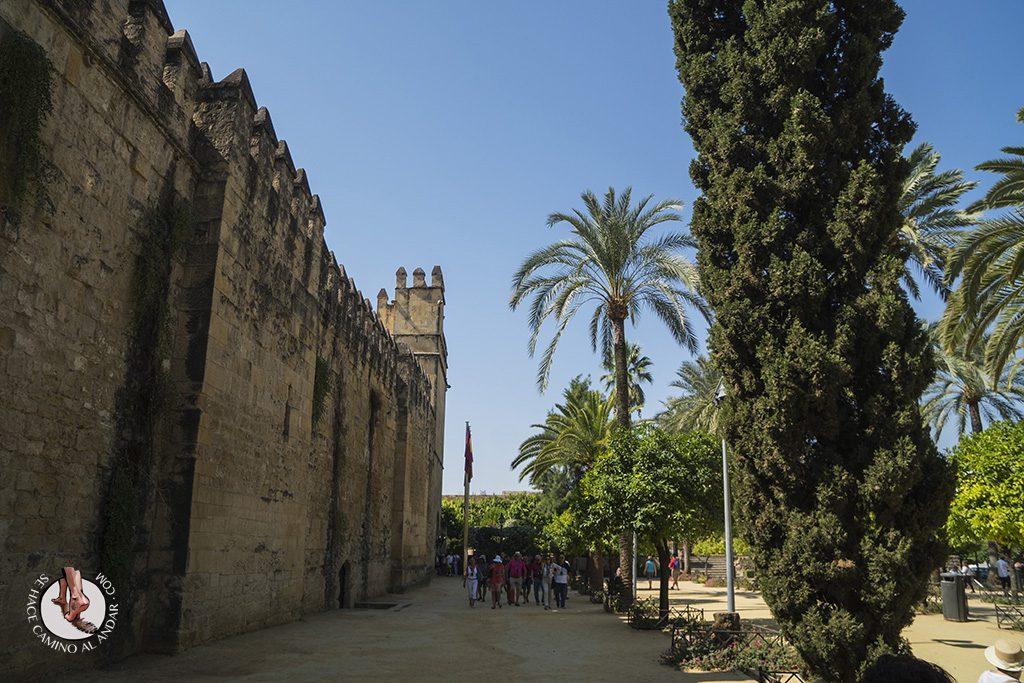 Alcázar de los Reyes Cristianos Cordoba