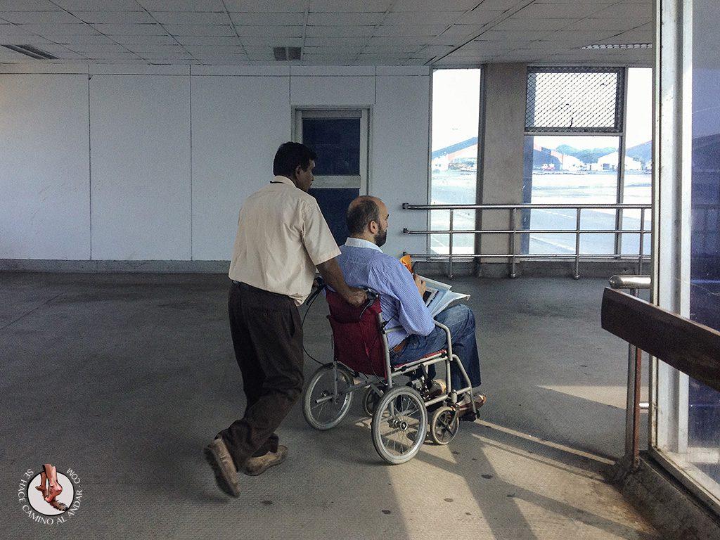 Andoni silla de ruedas Delhi