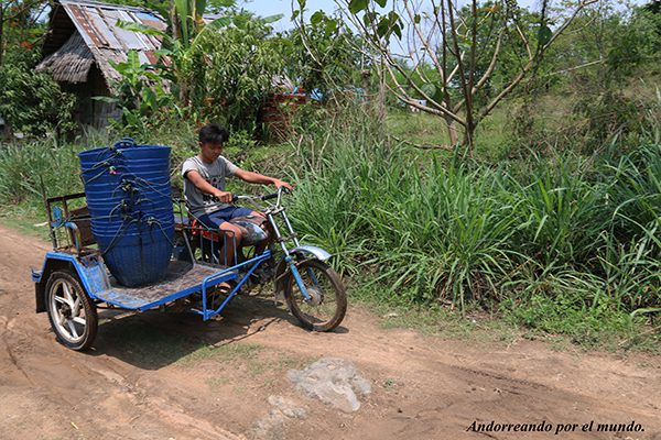 Andorreando-Campesino-Laos