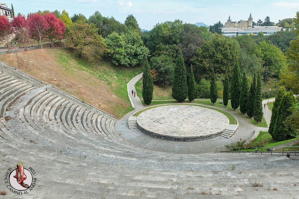 Anfiteatro Aiete San Sebastian