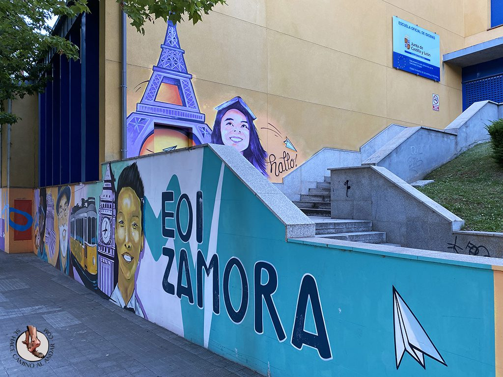 Arte urbano Zamora eoi
