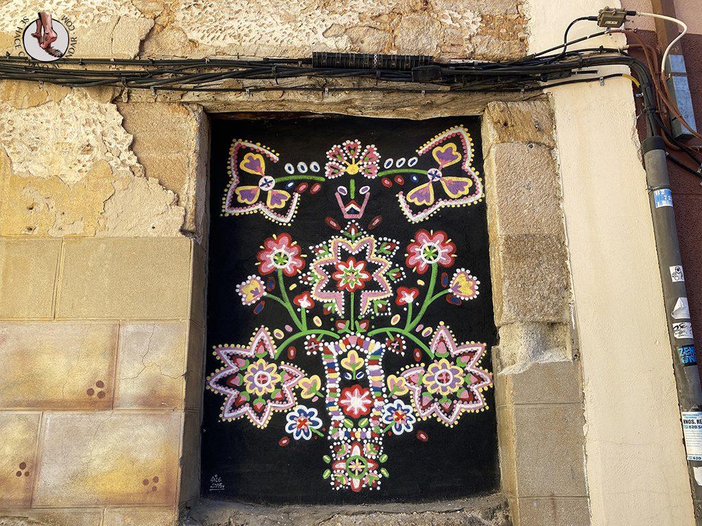 Arte urbano Zamora manta