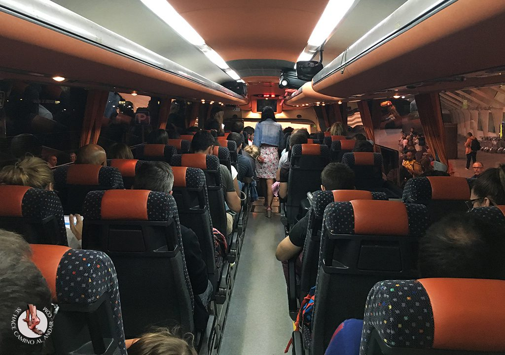 Autobus Bilbao Vitoria