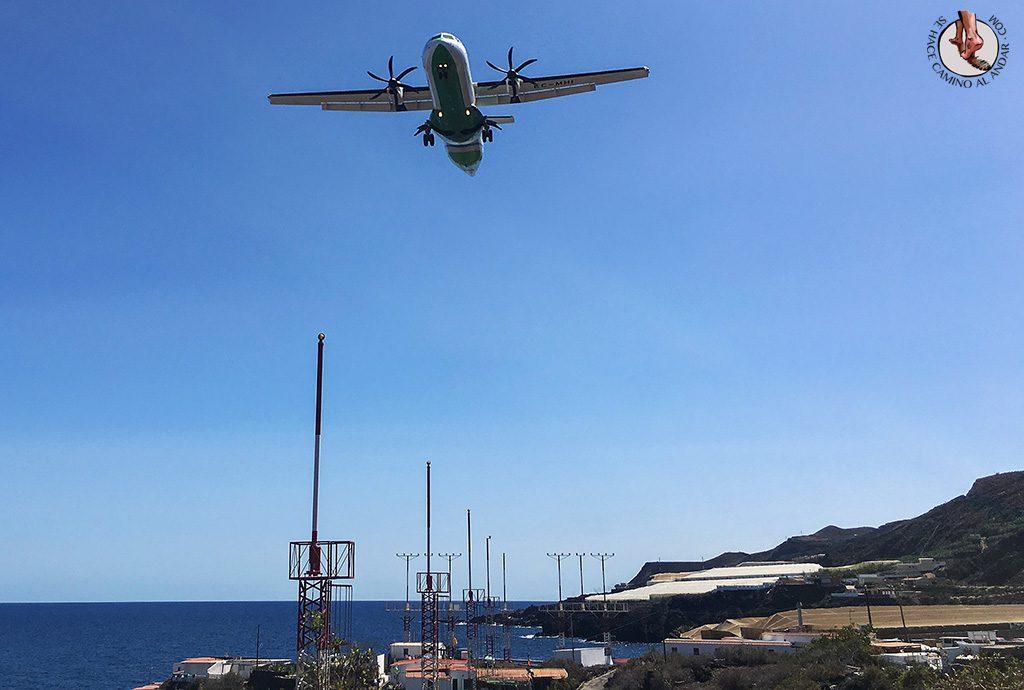 Avistamiento aviones La Palma