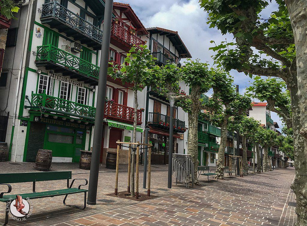 Barrio Marina Hondarribia