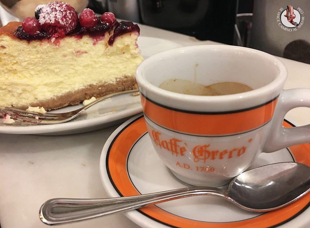 Caffe Greco Roma