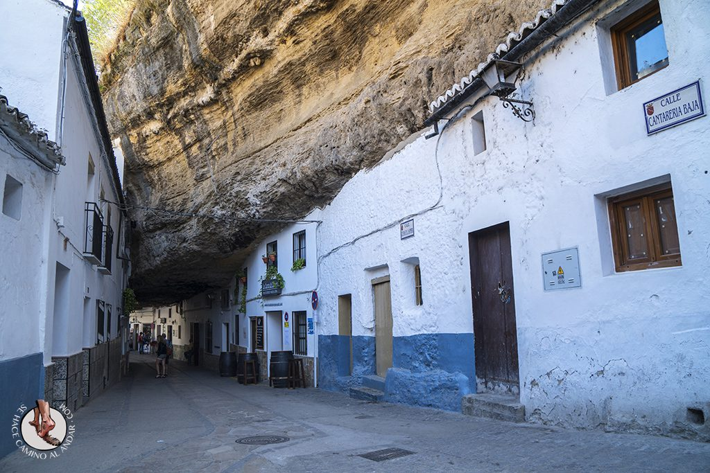Calle Cantareria Baja Setenil