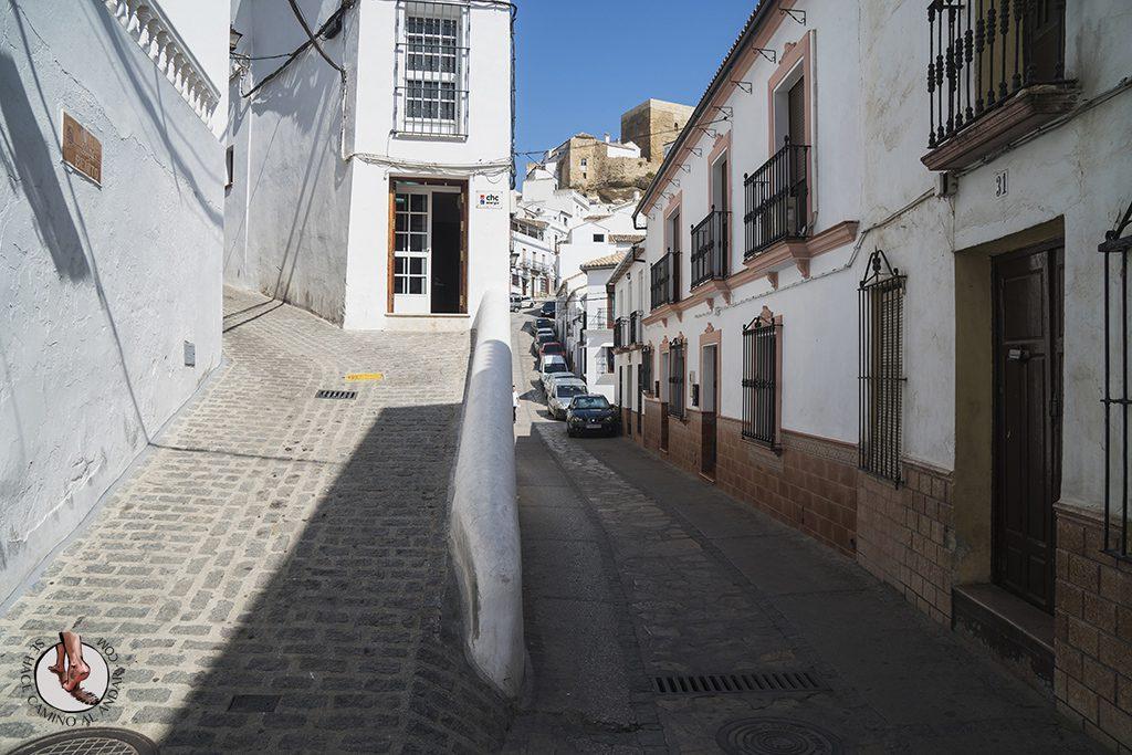Calle Ronda Setenil de las Bodegas