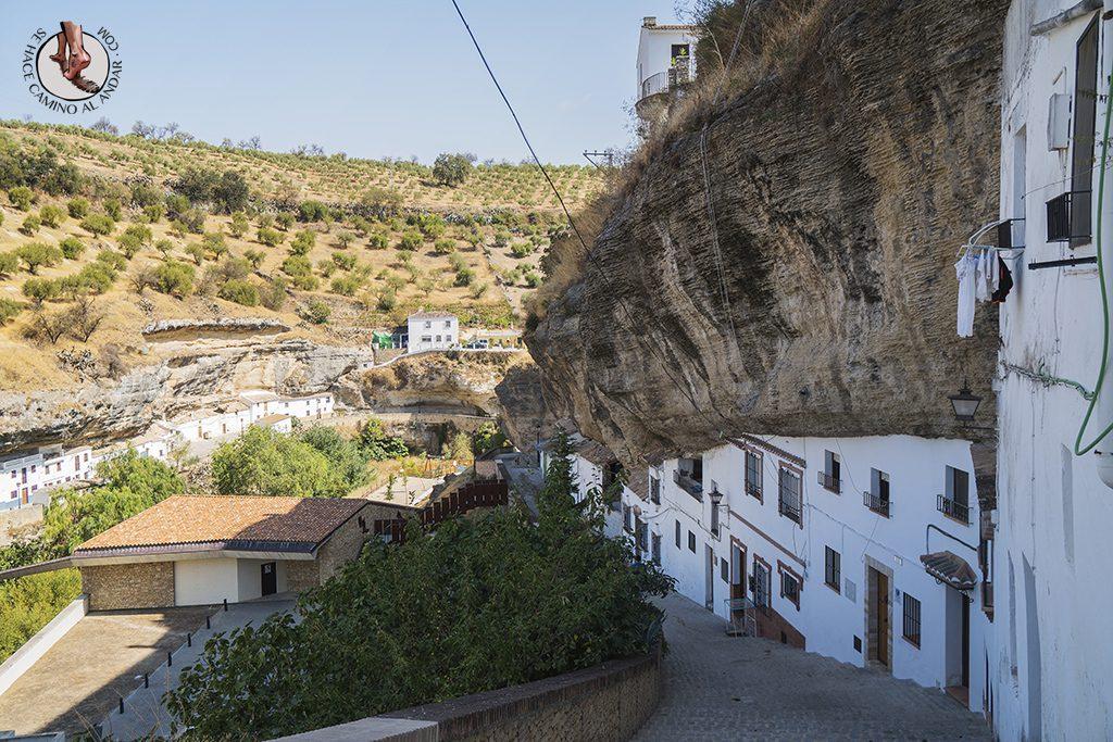 Calle Jabonería Setenil