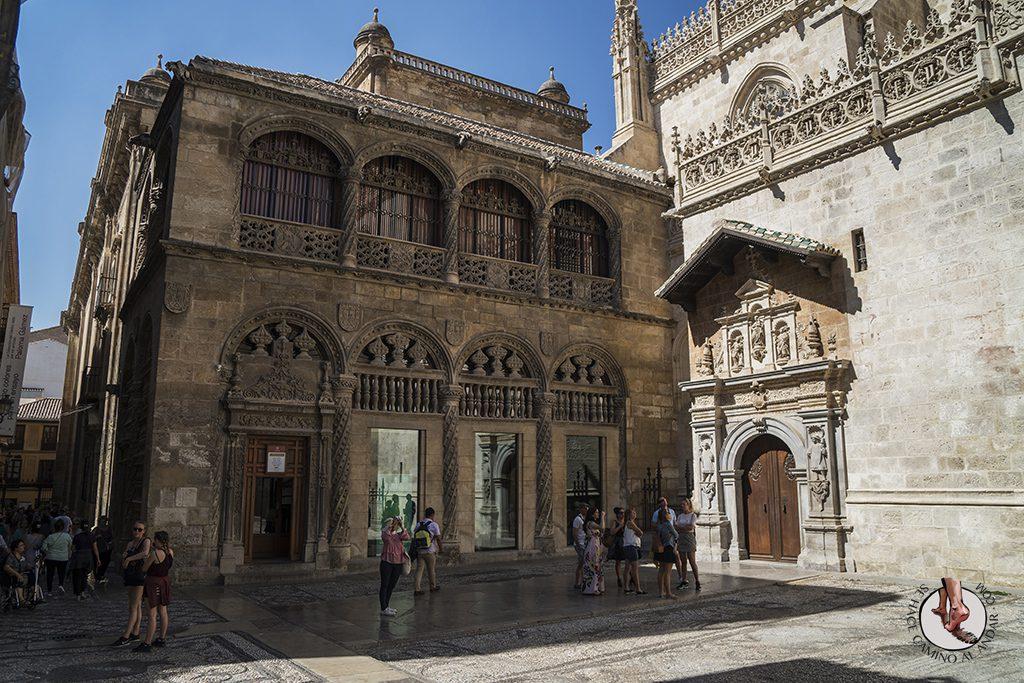 Capilla Real Reyes Católicos Granada
