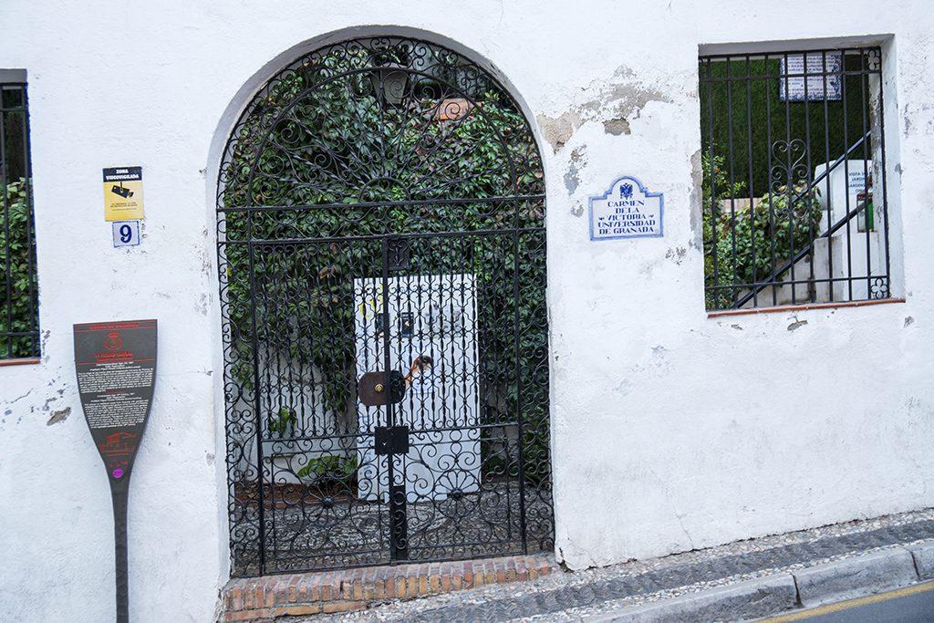 Carmen de la Victoria Granada