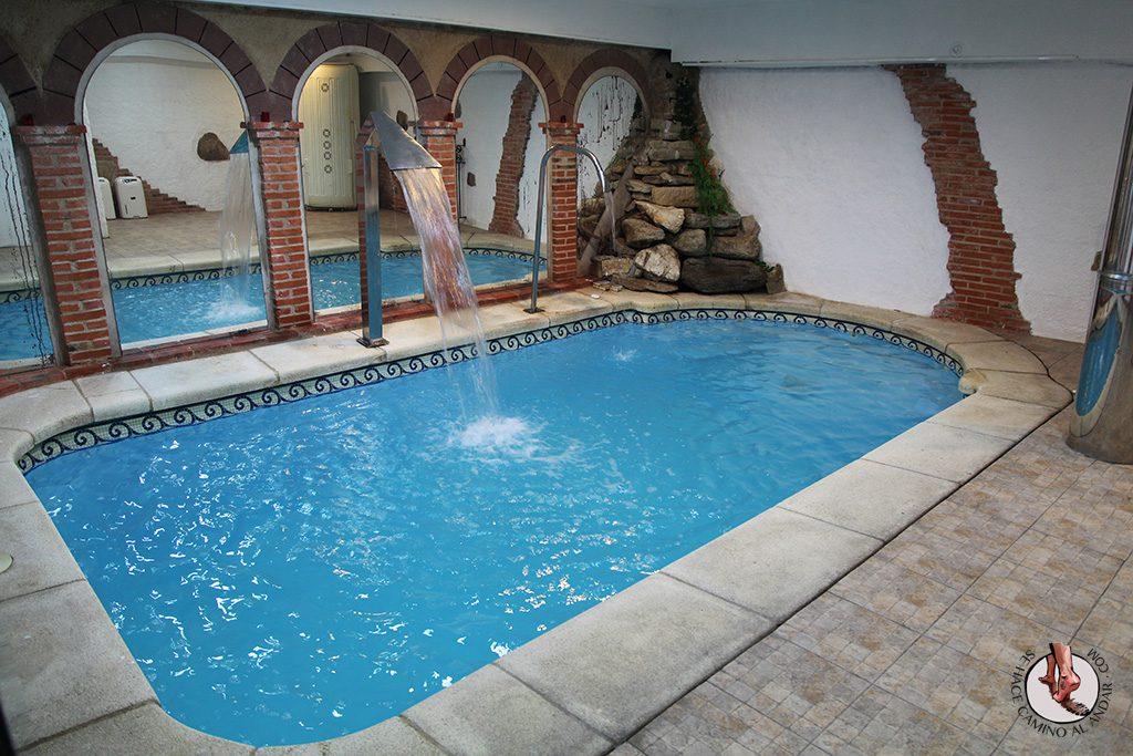 Casa Rural La Chirumba piscina