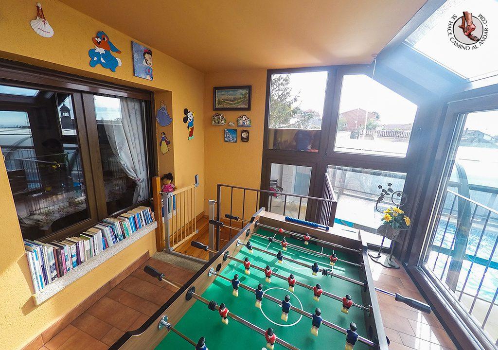 Casa Rural Zarzal Futbolin