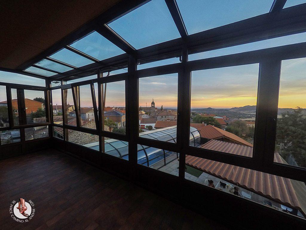 Casa Rural Zarzal vistas