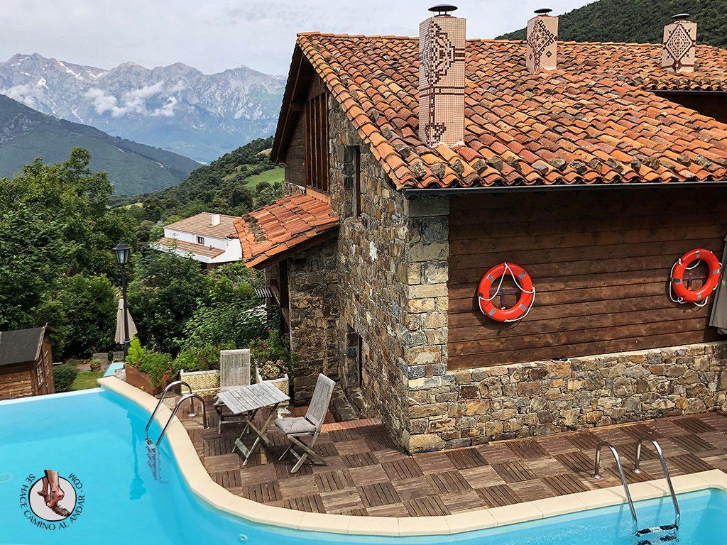 Casa Rural las Chimeneas mosaico
