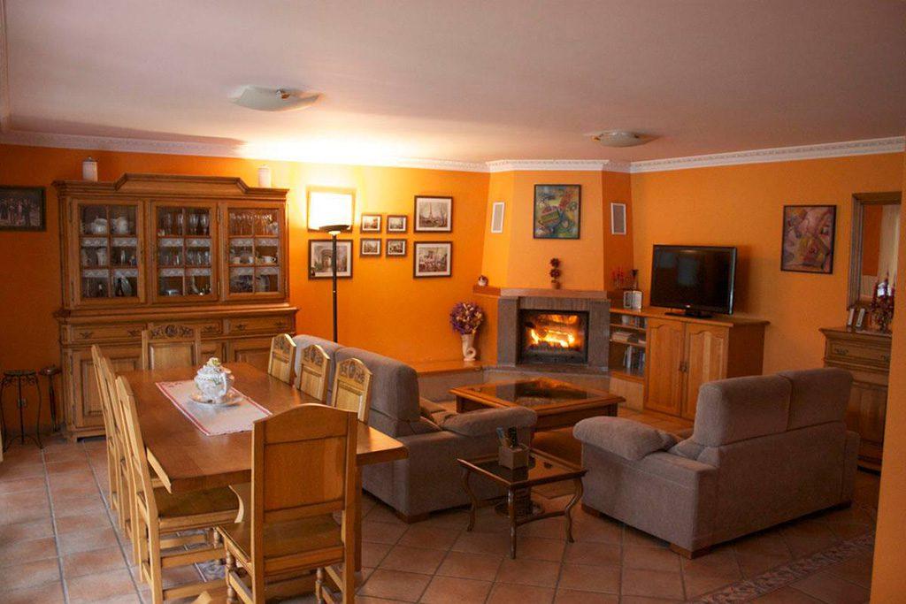 Casa rural Erbioz sala