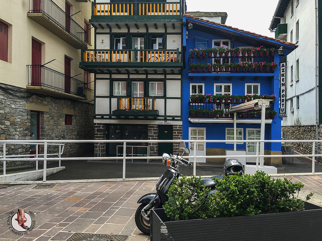 Casas barrio Marina Hondarribia