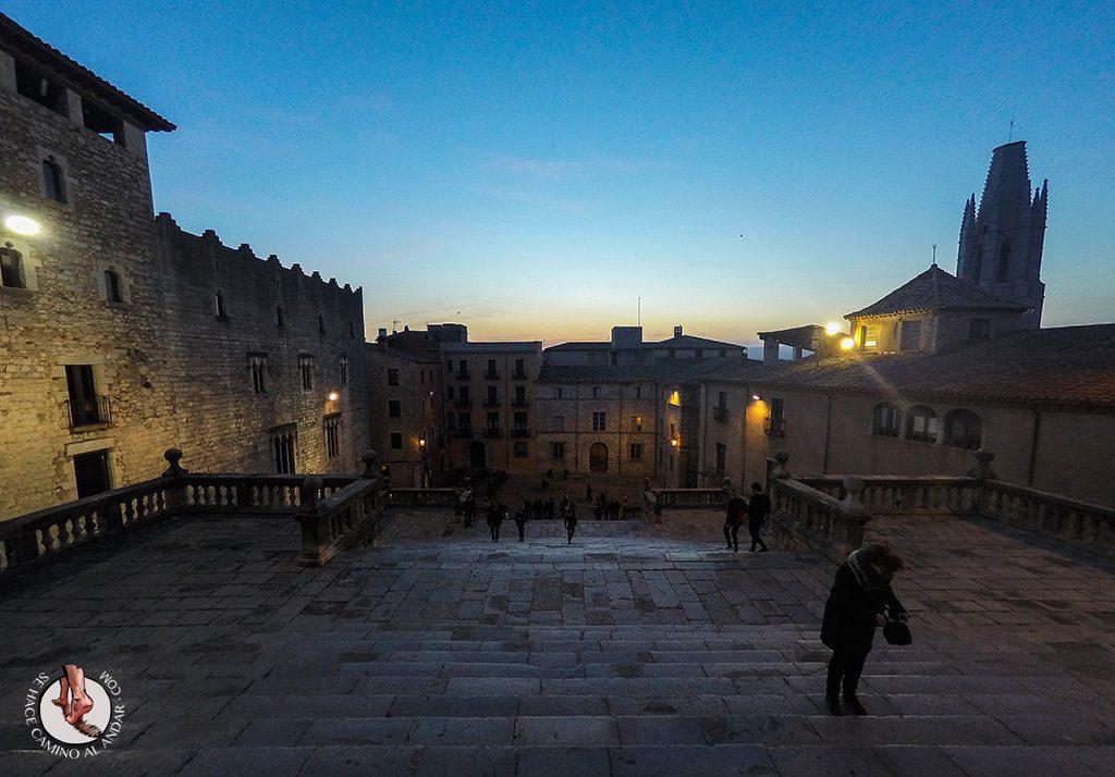Casco histórico Girona