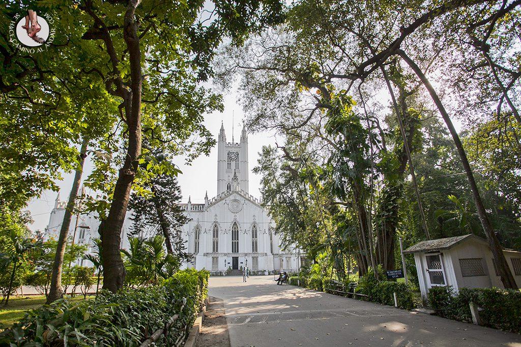 Catedral de Sant Paul Calcuta India