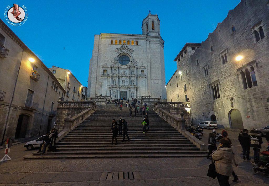 Catedral de Santa María de Girona.