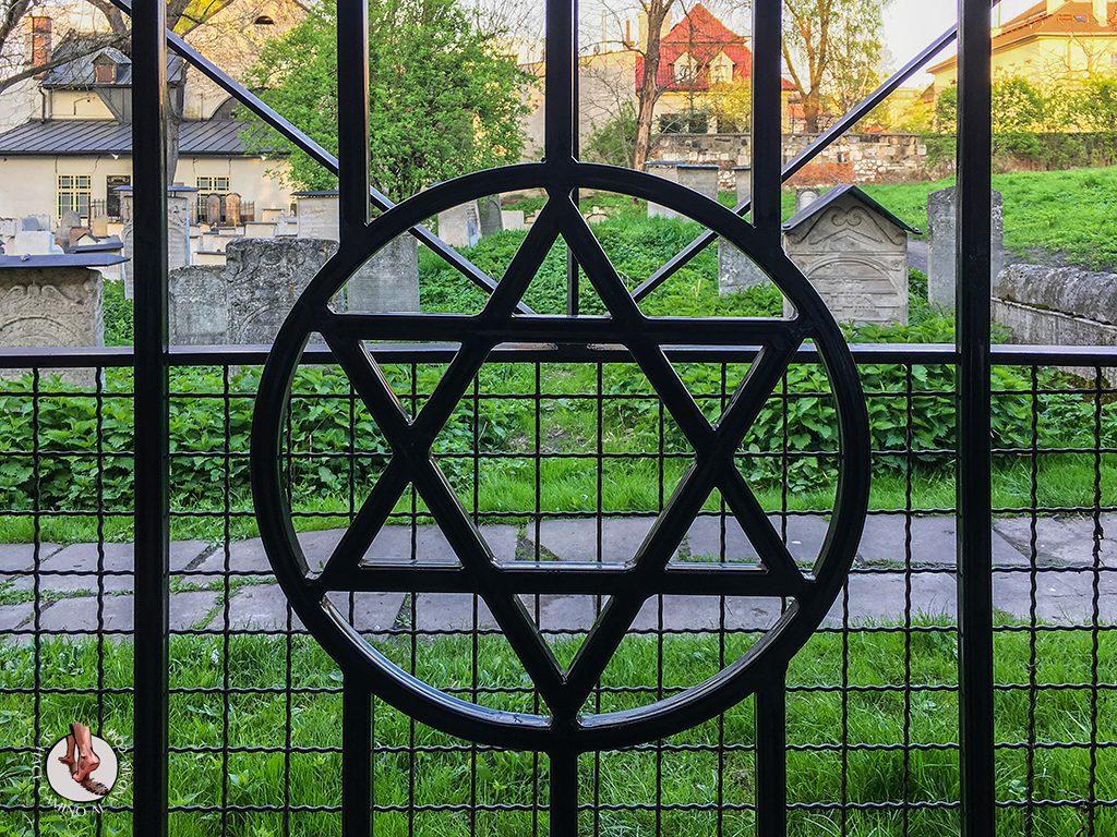 Cementerio barrio judío Cracovia