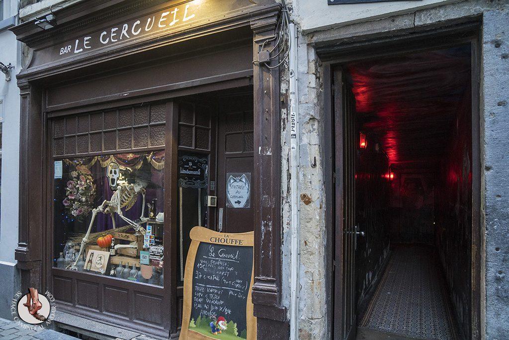 Cervecerias de Bruselas Le Cercueil