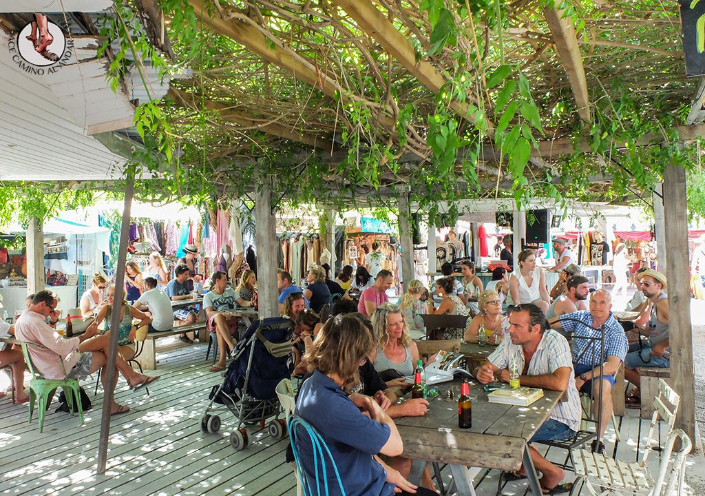 Chiringuito Las Dalias Ibiza