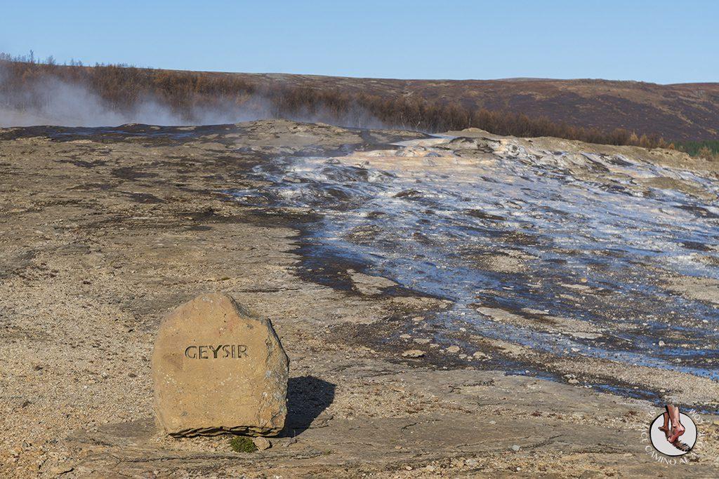 Circulo dorado Geysir nombre