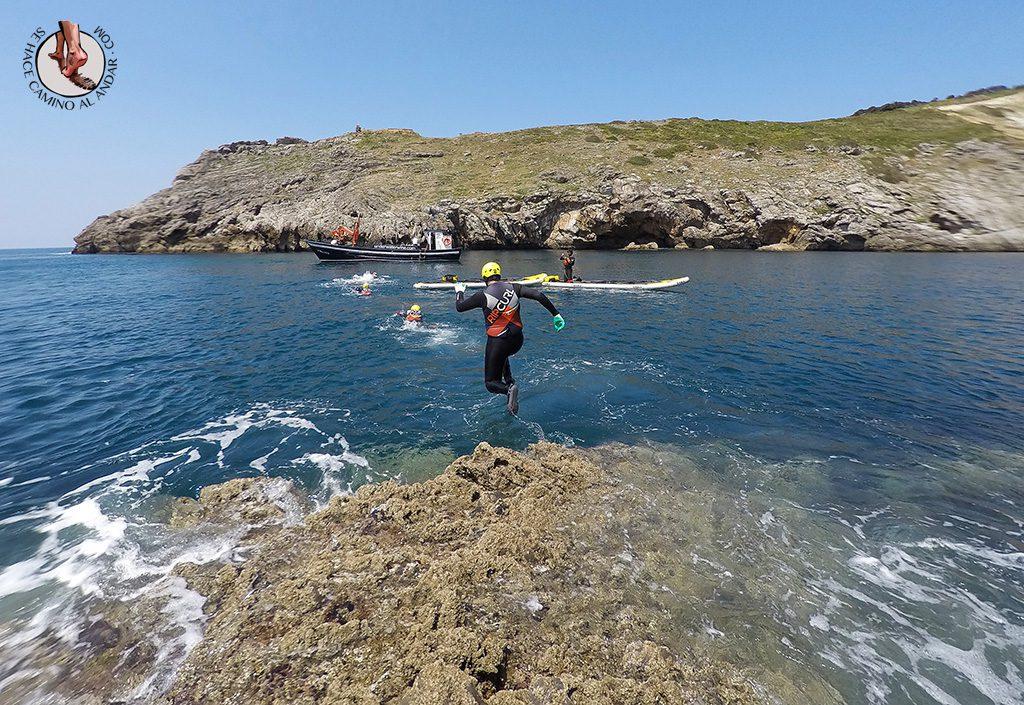 Coasteering Euskadi Troka