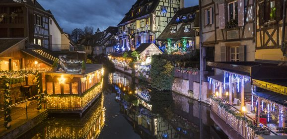 Colmar, campamento base para recorrer Alsacia en Navidad