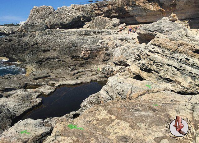 Como llegar a la piscina natural de Mallorca 7