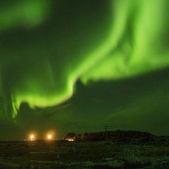 Cómo ver la aurora boreal en Islandia