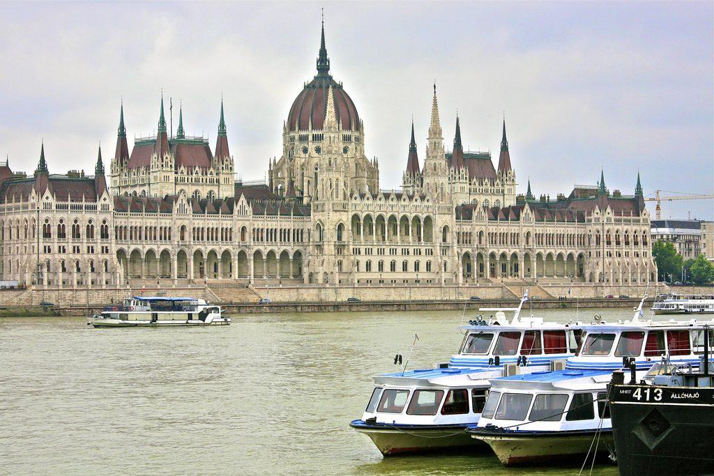 Cruceros por el Danubio