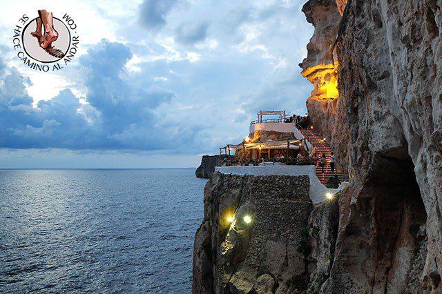 Cueva de Xoroi Menorca chalo84