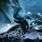 Trekking por el glaciar Falljökull (Virkisjökull) + visita a una cueva de hielo