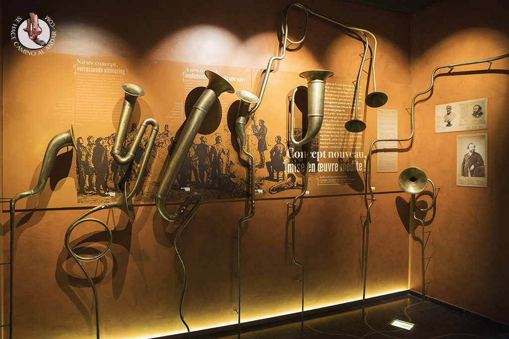 Dinant Adolphe Sax museo