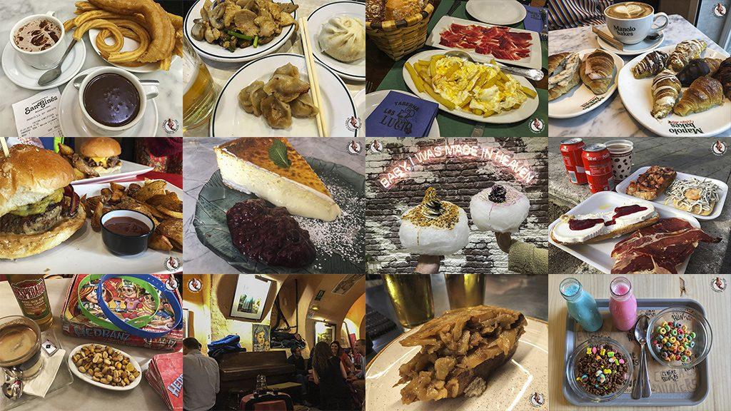 Donde comer en Madrid los mejores restaurantes