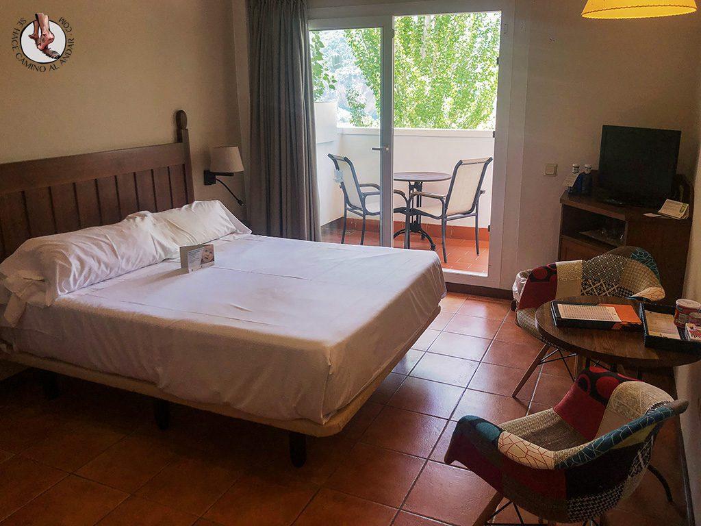 Dormir Sierra Grazalema Fuerte habitacion