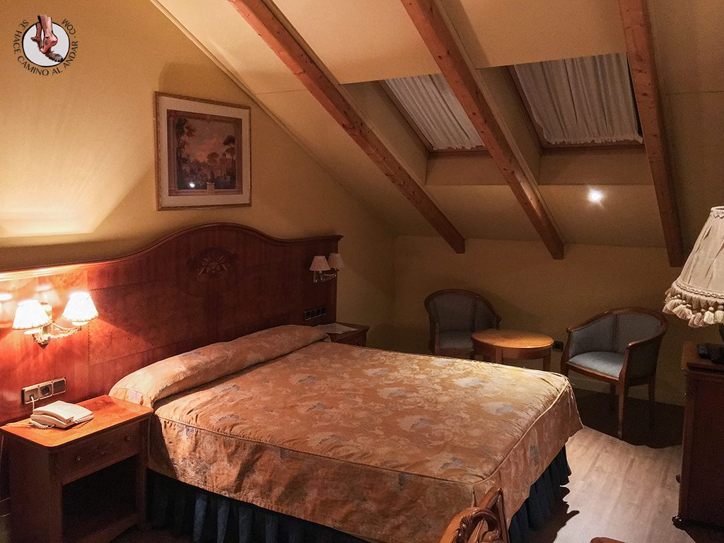 Dormir en Zamora Hotel Horus