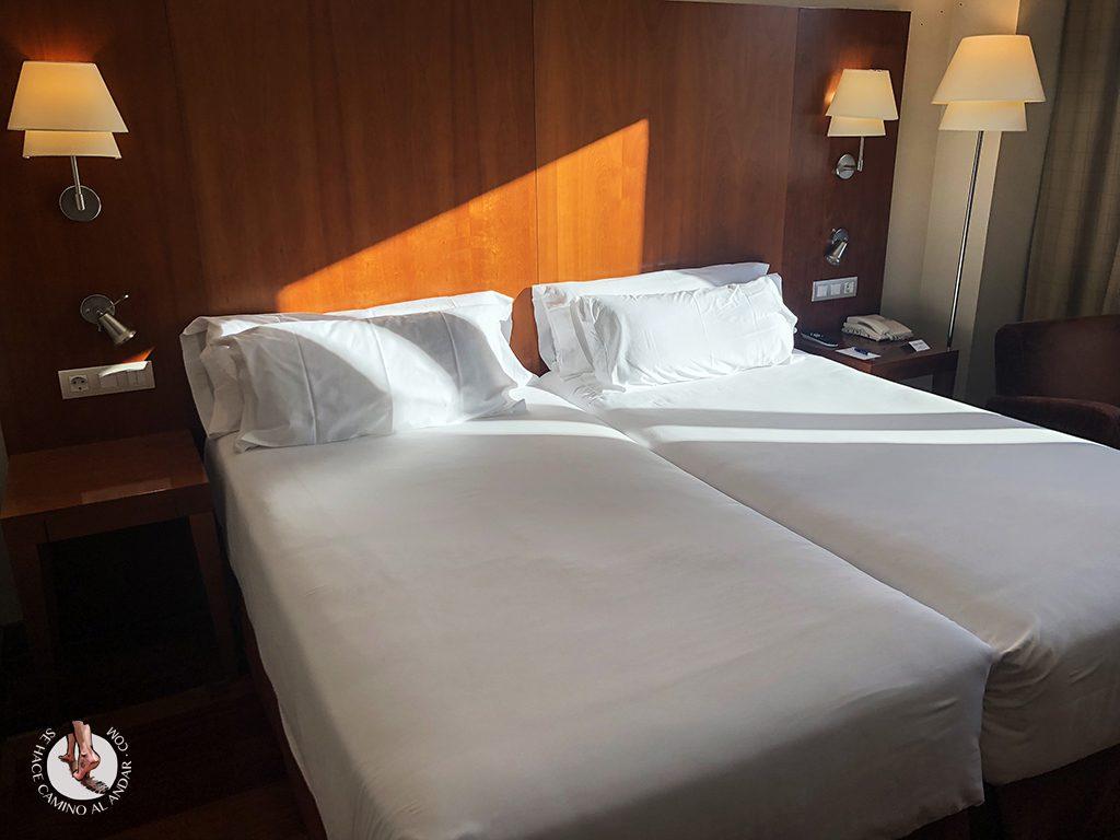 Dormir en Zamora NH Palacio del Duero