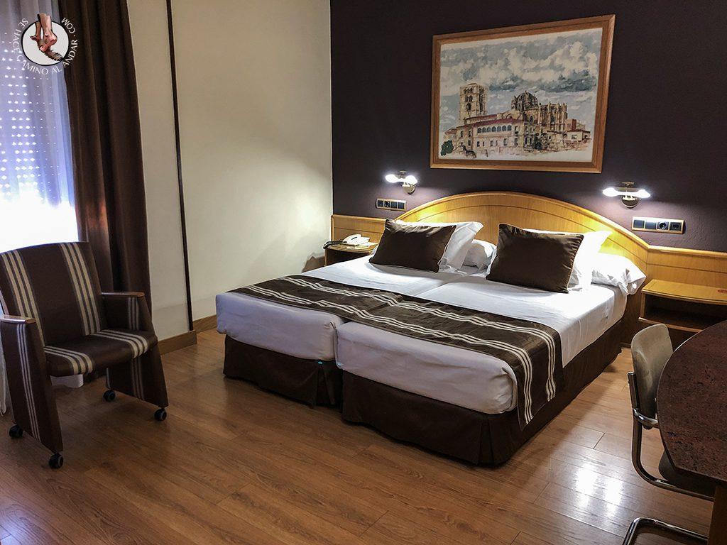 Dormir en Zamora hotel dos infantas