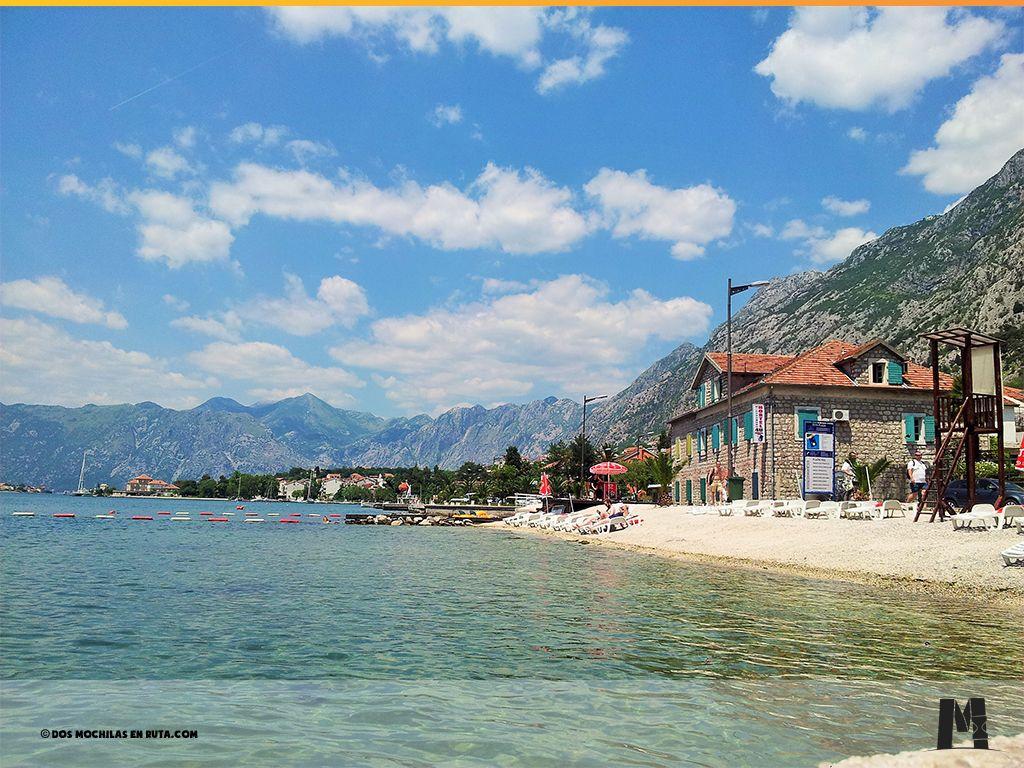 Dos-mochilas-en-ruta-Bahia-de-Kotor-Montenegro