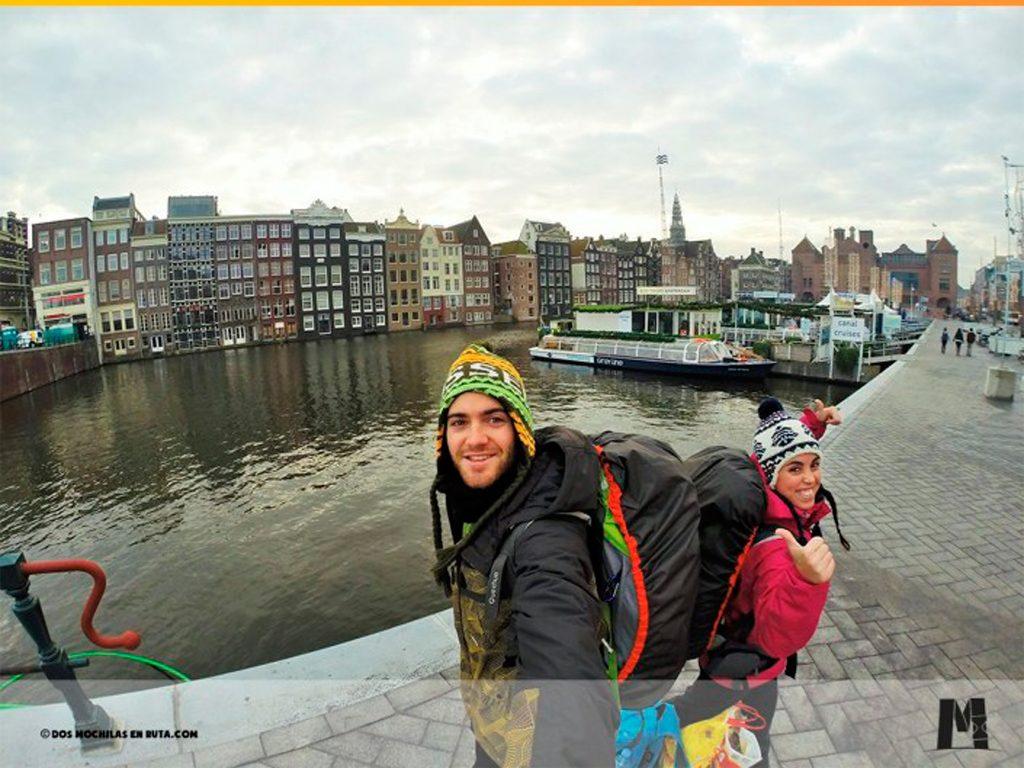 Entrevista de vuelta a Europa: Dos mochilas en ruta (v)