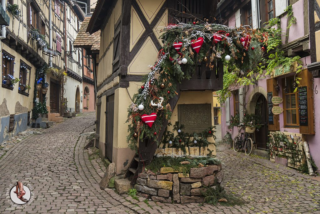Eguisheim Pigeonnier decoracion