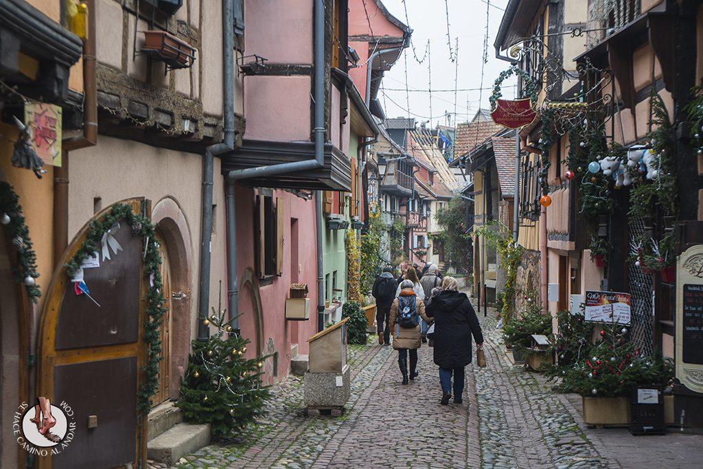Eguisheim calle