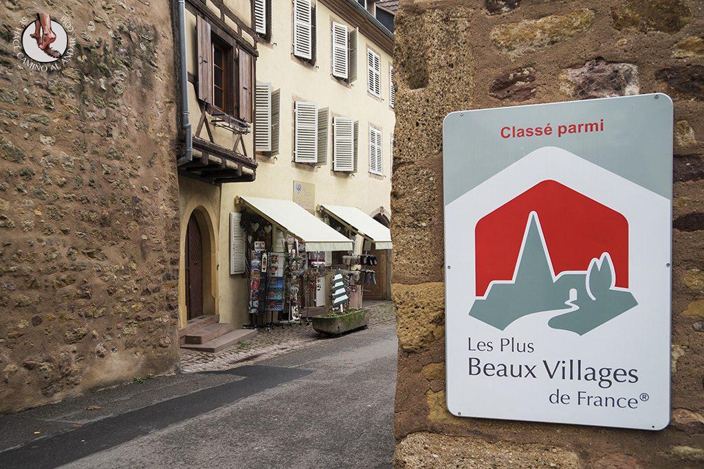 Eguisheim pueblo bonito francia