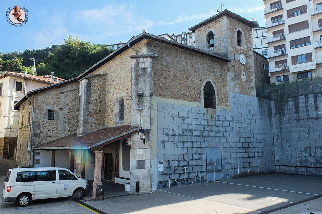Elantxobe Iglesia San Nicolás Bari