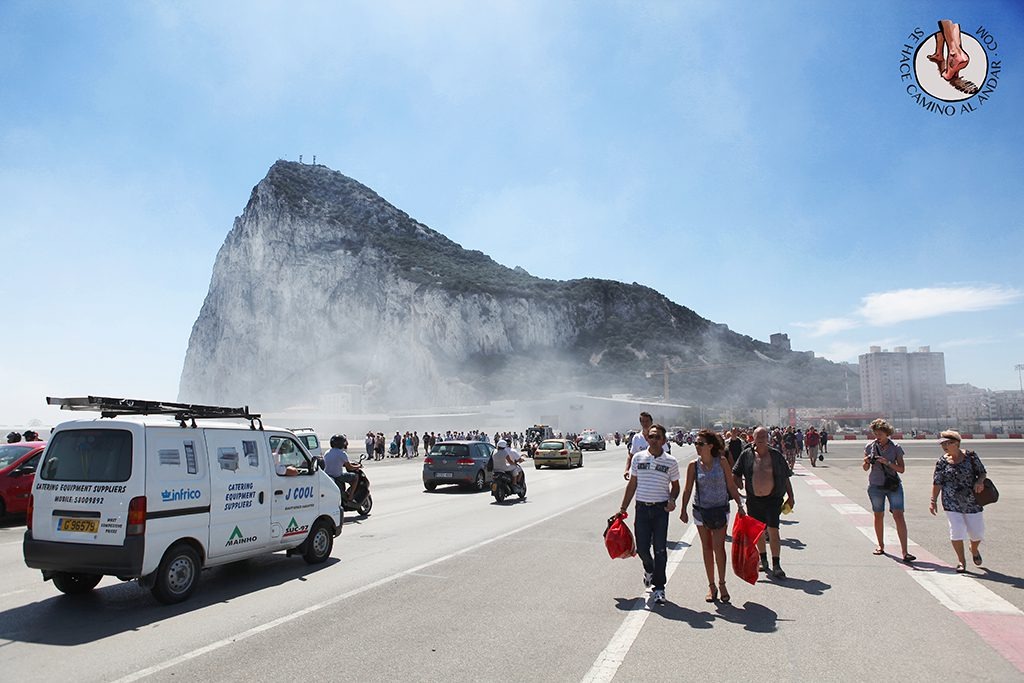 Entrada Gibraltar